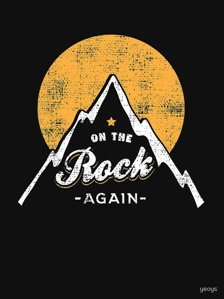 On The Rock Again - Rock Climbing von yeoys