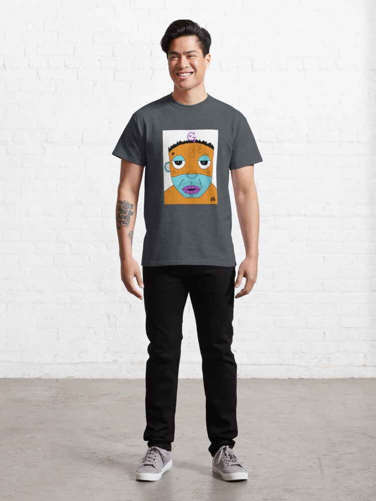 Alternate view of Scykosiz - GIGA Classic T-Shirt