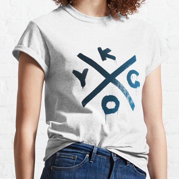 K.Y.G.O Art Aquarelle T-shirt classique