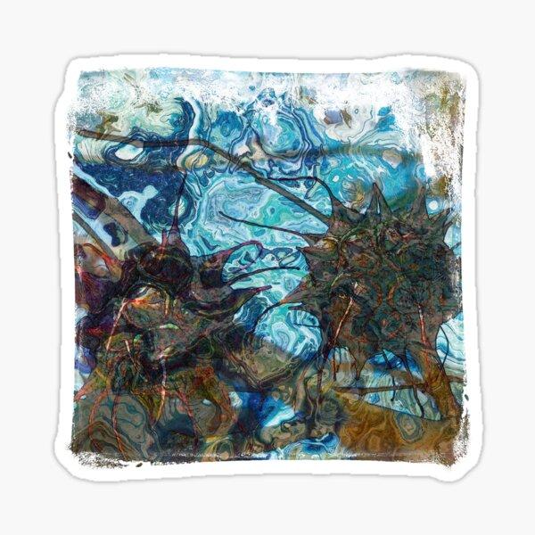 The Atlas Of Dreams - Color Plate 80 Sticker