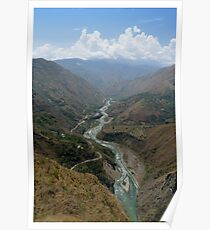 Sacred Valley Poster