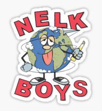 NELK BOYS GLOBE Sticker