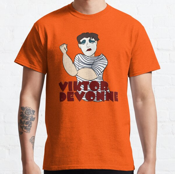 Viktor Caricature (Unimpressed 2) Classic T-Shirt