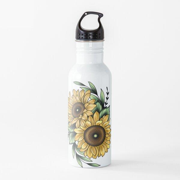 Sunflowers Water Bottle