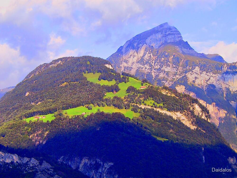 Wonderful Switzerland I by Daidalos