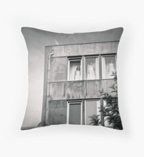 Brides at the Window Throw Pillow