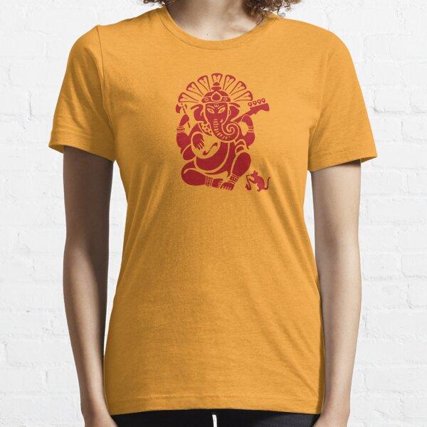 Ganesh plugged in Essential T-Shirt