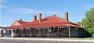 The Square Man Inn, Tamworth, NSW, Australia by Margaret  Hyde