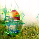 happy easter! by cristina