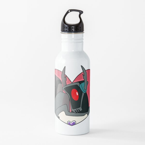 Transformers Animated Shockwave (Blue) Water Bottle