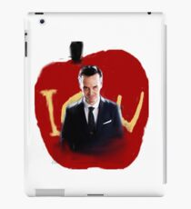 Moriarty iou iPad Case/Skin