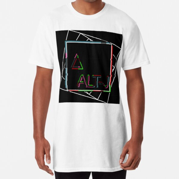 Alt-J Glitch Camiseta larga