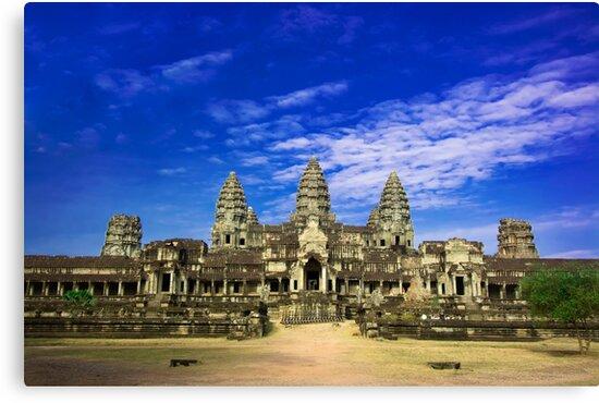 Angkor wat by MotHaiBaPhoto Dmitry & Olga
