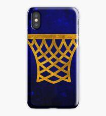 Basketball Hoop iPhone Case