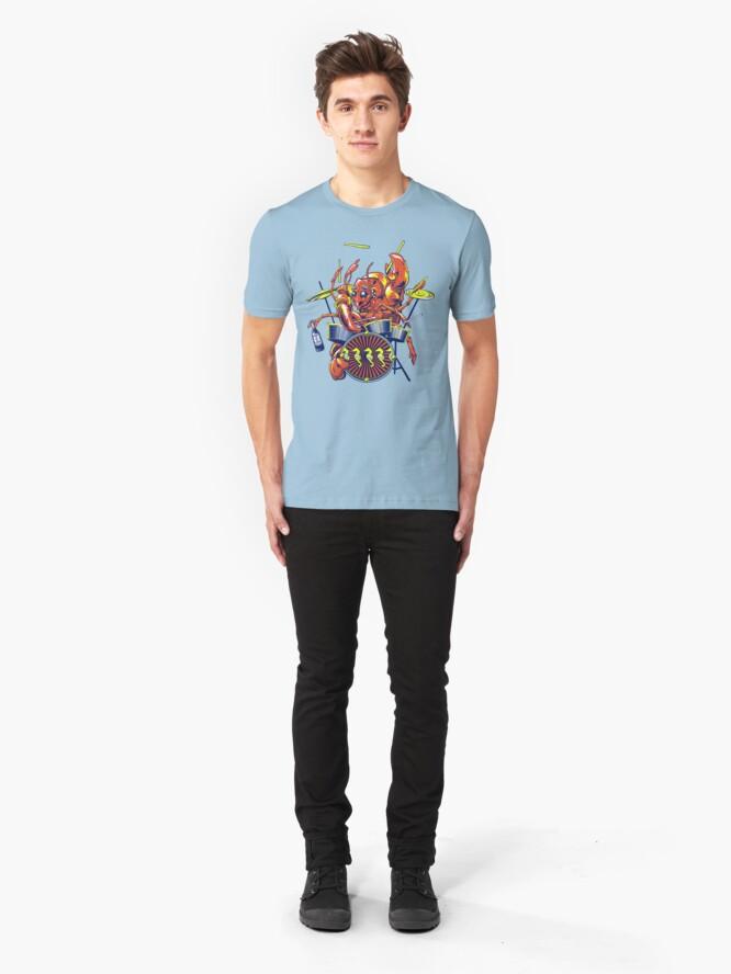 Alternate view of Rocking Lobster Slim Fit T-Shirt