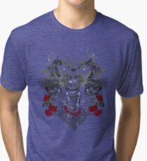 Saberwulf Tri-blend T-Shirt