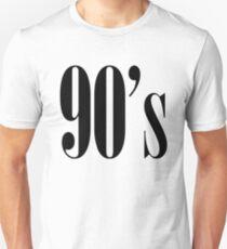 Camiseta unisex 90s