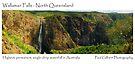 Wallaman Falls - North Queensland by Paul Gilbert
