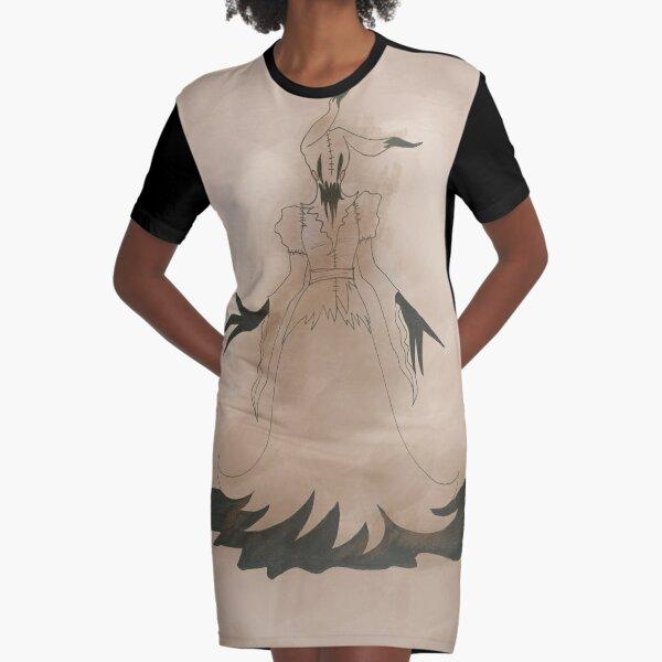 Mimikkyu Graphic T-Shirt Dress