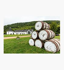 Glenora Distillery Nova Scotia Photographic Print
