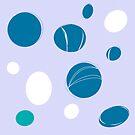 Cyber dots by Lotta Wanner