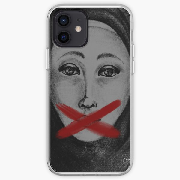 Outspoken iPhone Soft Case