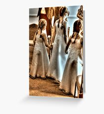 Hand in Hand Together Greeting Card