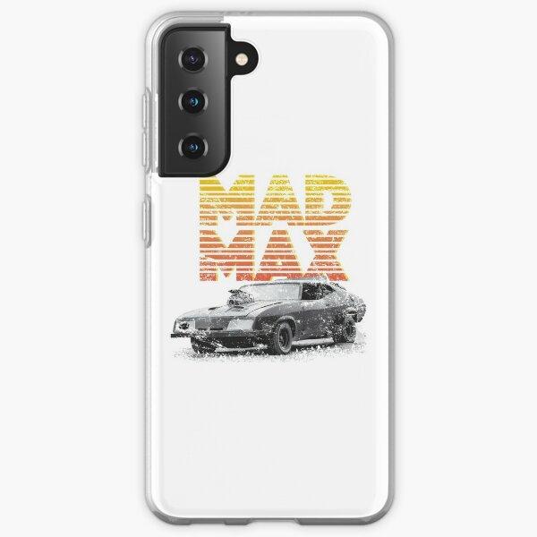 Mad Max Interceptor Samsung Galaxy Soft Case
