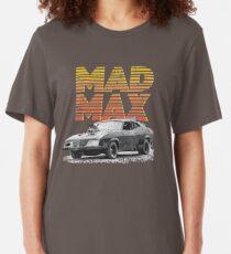 Mad Max Interceptor Slim Fit T-Shirt