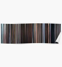 Moviebarcode: Eternal Sunshine of the Spotless Mind (2004) Poster