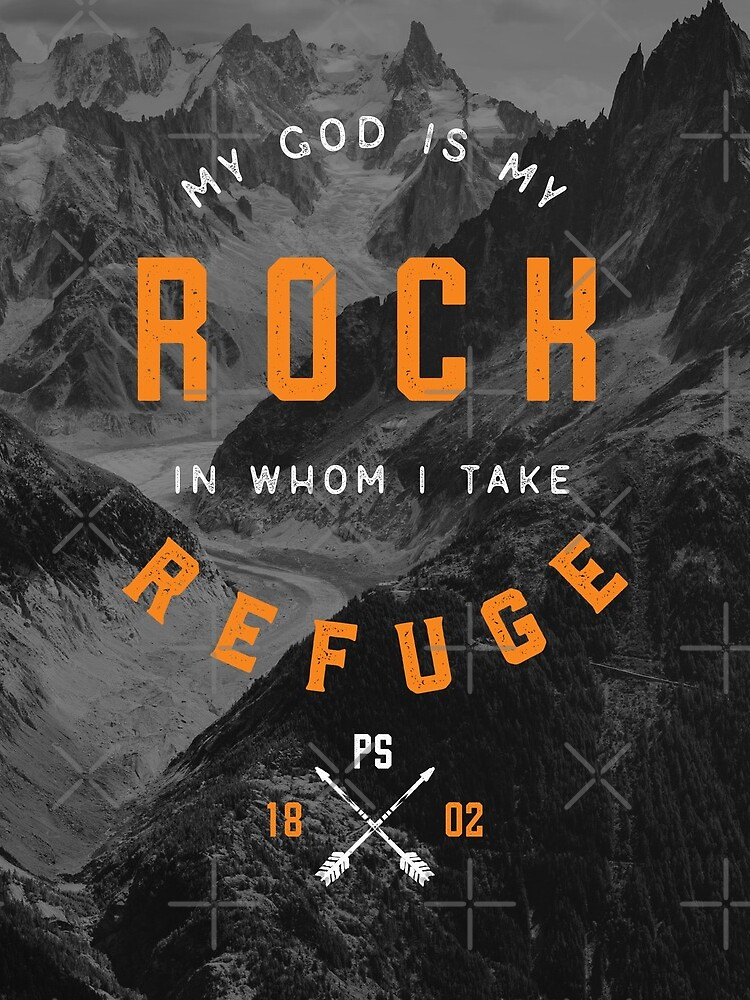 PSALM 18:2 by JenielsonDesign