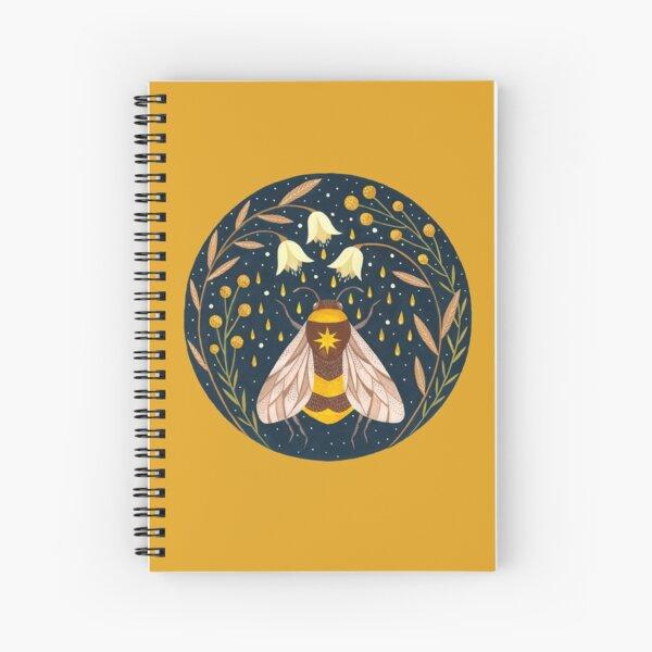 Harvester of gold Spiral Notebook