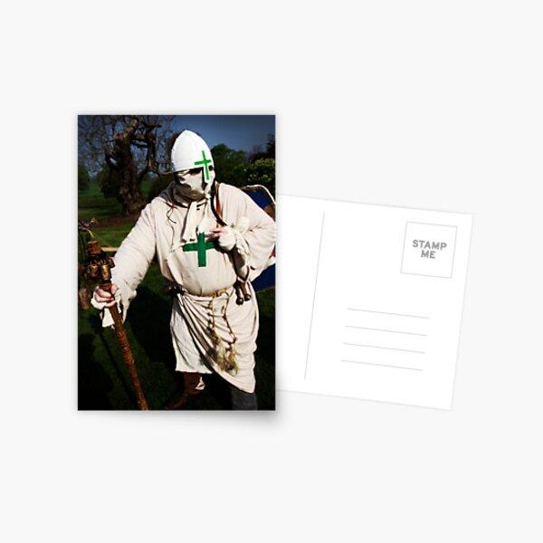 Knights of St Lazarus Postcard