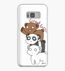 We Bare Bears Chibi Samsung Galaxy Case/Skin