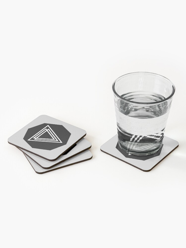 Alternate view of REGRAVITY Coasters (Set of 4)