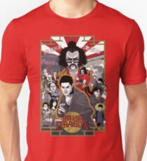 The Last Dragon Glow Poster Shirt Unisex T-Shirt