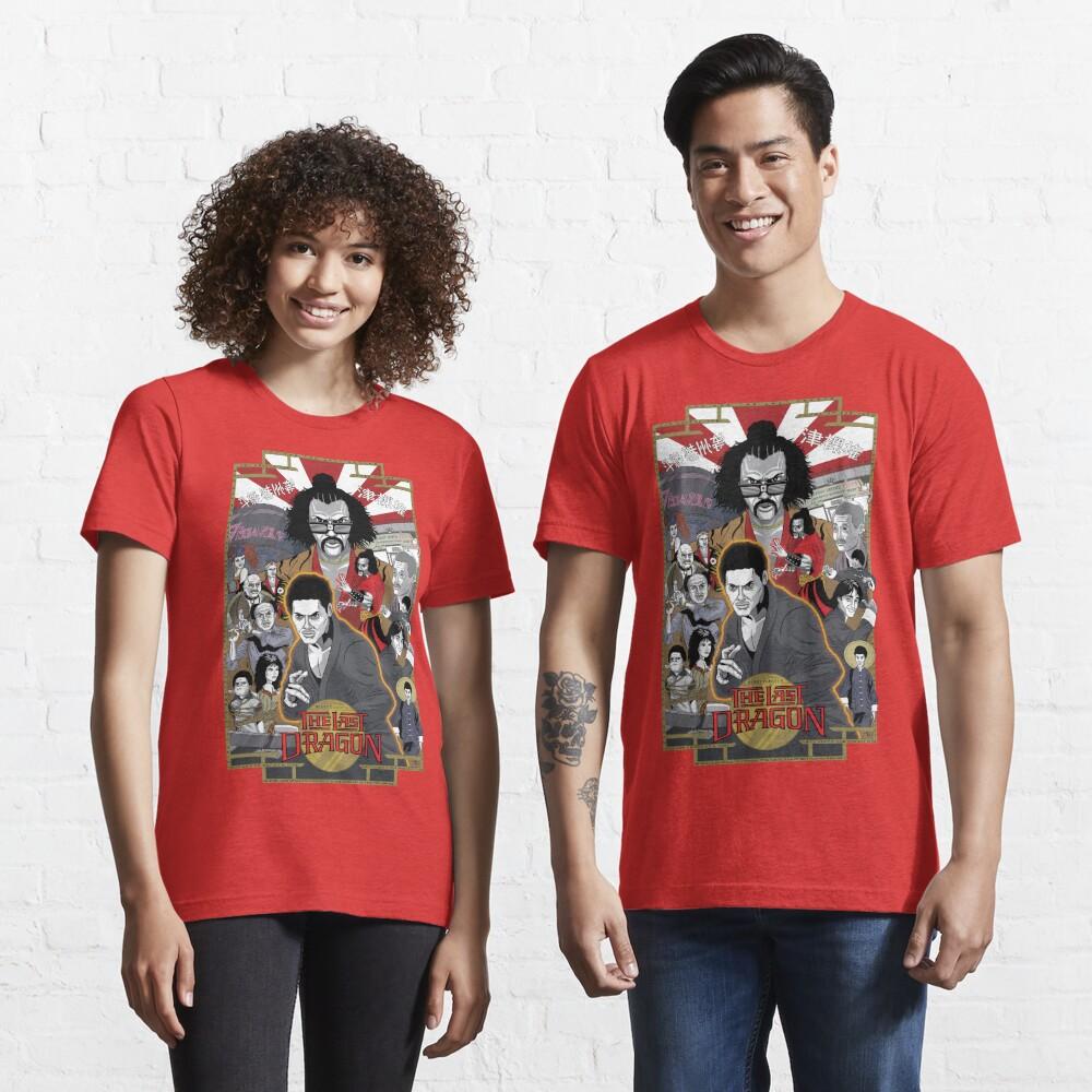 The Last Dragon Glow Poster Shirt Essential T-Shirt
