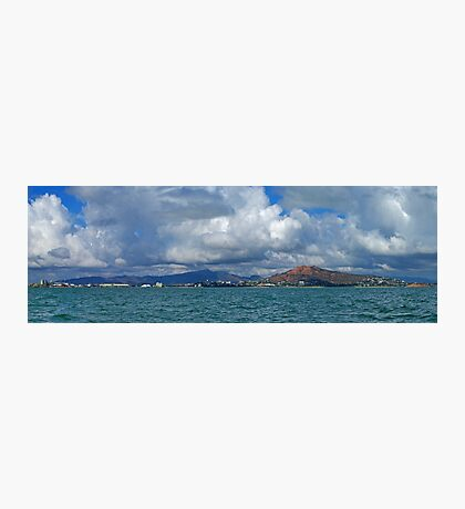 Townsville from Halifax Bay Photographic Print