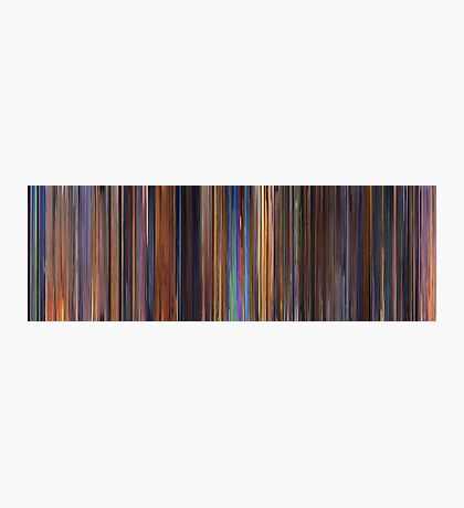 Moviebarcode: Toy Story 2 (1999) Photographic Print