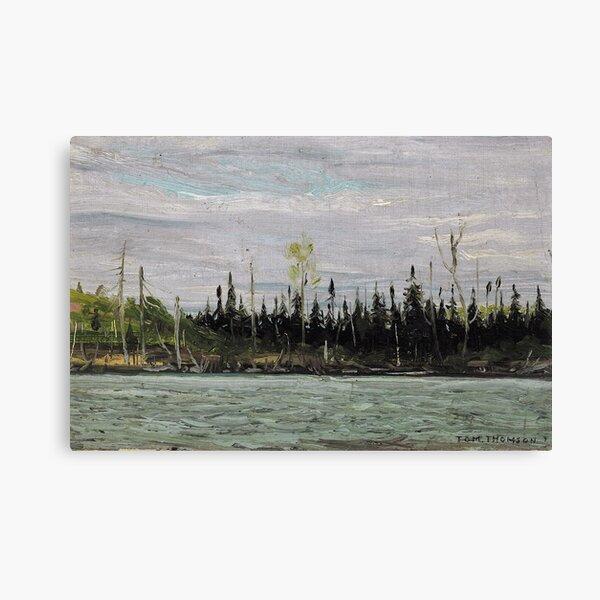 Tom Thomson - Mississagi Canvas Print