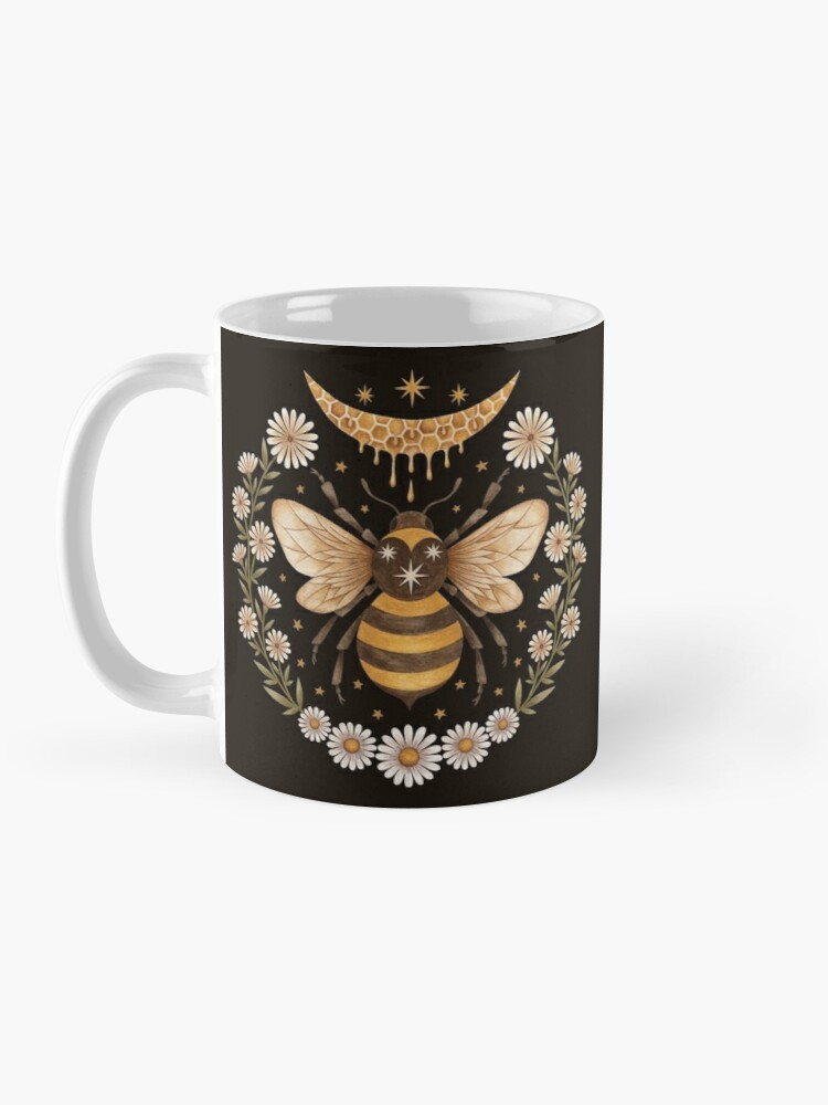 Alternate view of Honey moon Mug
