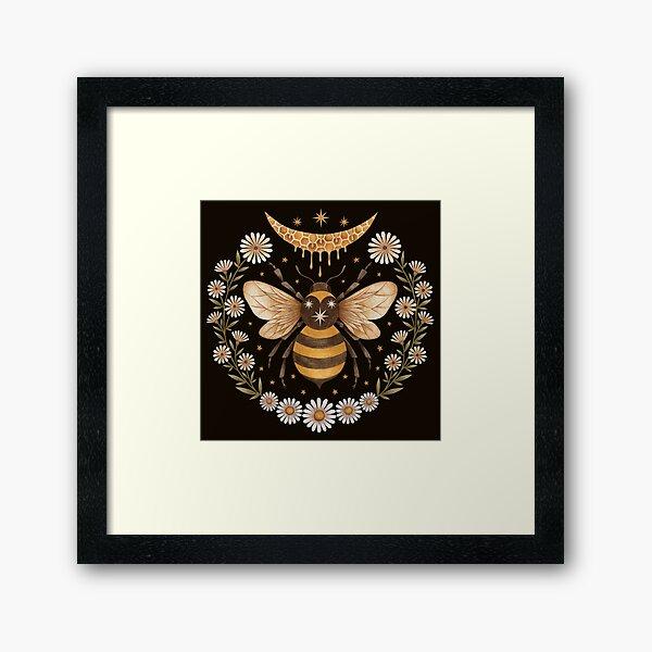Honey moon Framed Art Print