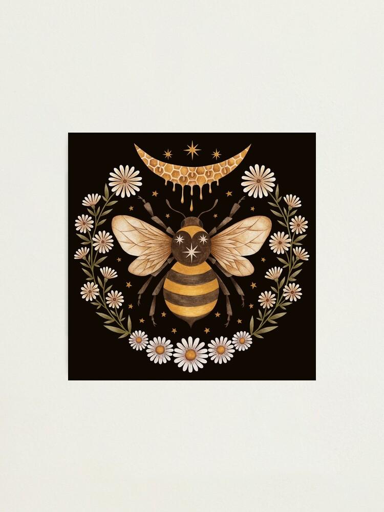 Alternate view of Honey moon Photographic Print