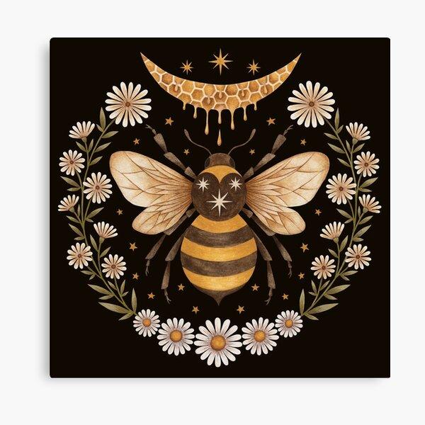 Honey moon Canvas Print