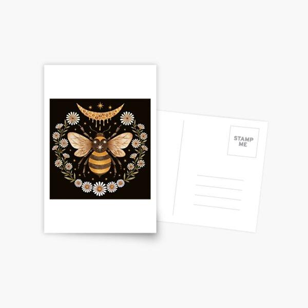 Honey moon Postcard
