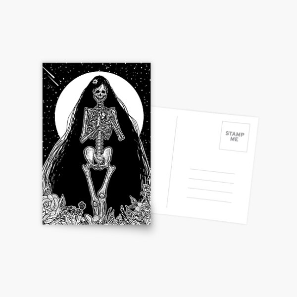Seclusion Postcard