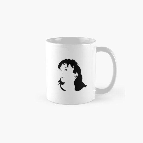 Triptych right face (classic mug) Classic Mug