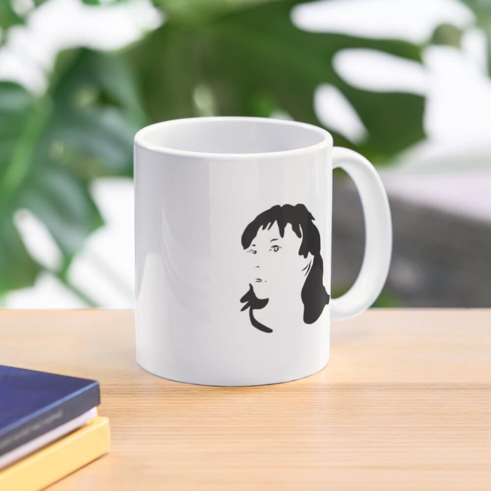 Triptych right face (classic mug) Mug