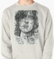 'Page' caricature art by Sheik Pullover