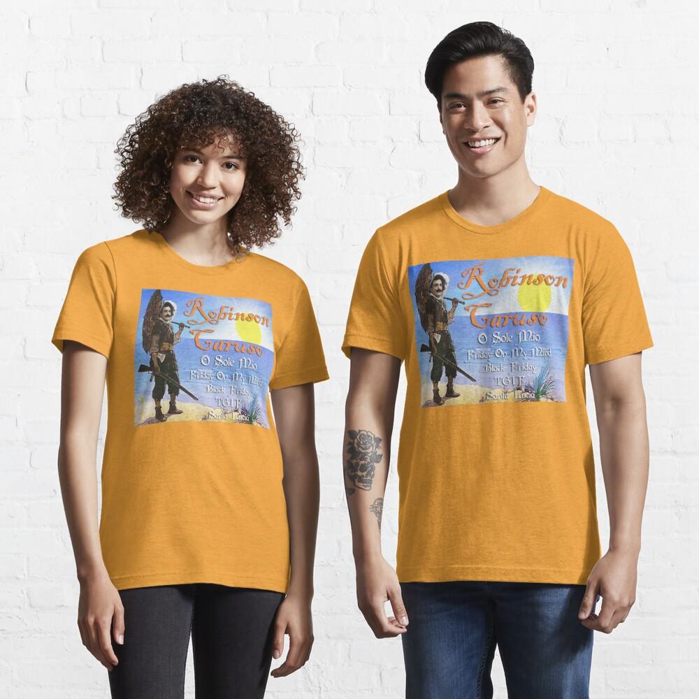 Robinson Caruso Essential T-Shirt
